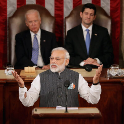 Biden supports 'successful' ties between US, India leaders, says White House